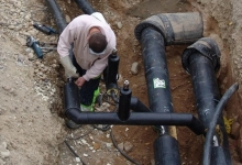 Marţi, 23 octombrie, comunele Moşoaia şi Poiana Lacului rămân fără apă