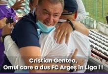 Cristian Gentea: Am ambiții mari pentru micii fotbaliști