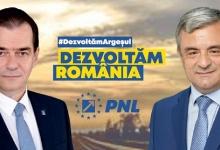 PNL ARGEȘ: NE ȚINEM DE CUVÂNT: A FOST DESEMNAT CÂȘTIGĂTORUL PENTRU TRONSONUL TIGVENI-CURTEA DE ARGEȘ...