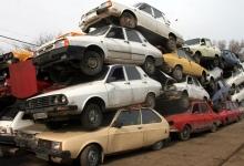 Taxe pentru depozitarea maşinilor abandonate