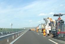 Noi lucrări de reparaţii pe autostrada Bucureşti - Piteşti