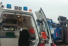 Accident cu cinci victime