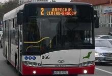 De azi - program de vacanţă pentru autobuzele Publitrans