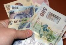 Salariul net, în creştere faţă de 2017