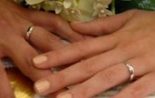 Căsătoriile vor putea fi oficiate şi în alte spaţii decât în primării