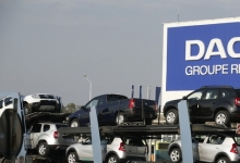 Automobile Dacia oprește din nou producția
