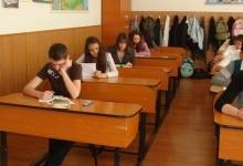 Elev din Costeşti, dat afară din Evaluarea Naţională