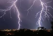 Cod Galben de furtuni și descărcări electrice în Argeș!