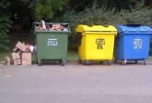 Grafic de colectare a deșeurilor reciclabile