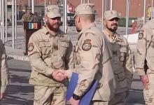 Jandarm argeșean, întors cu bine din Afghanistan