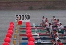 Argeşeni la concurs de kaiac-canoe în Arad