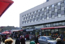 Piața Ceair va fi închisă pentru trei zile