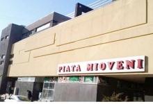 Piața Dacia din Mioveni se închide pentru deratizare