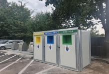 Salubritatea anunță desființarea unor platforme de colectare a deșeurilor