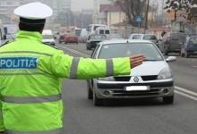 Șofer reținut de Poliție pentru că nu a plătit la benzinărie