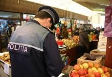 Alimente confiscate la Ungheni