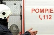 Intervenţie dificilă a pompierilor la Bradu!