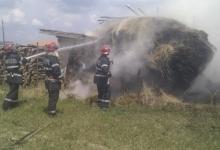 Incendii pe bandă rulantă în Argeş! Pericol maxim!