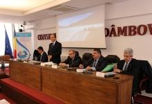 Problemele din domeniul gopodăririi apelor, analizate la  ședința Comitetului de Bazin Argeș – Vedea