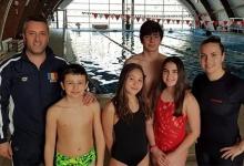 Calificare importantă pentru înotătorii din Mioveni