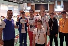 Rezultate bune pentru înotătorii de la CS Dacia Mioveni
