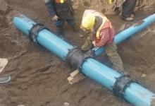 Comuna Moşoaia rămâne fără apă, marţi, 6 noiembrie