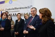 NICOLAE BRÂNZEA A PRELUAT CONDUCEREA INSTITUTULUI PENTRU ROMÂNII DE PRETUTINDENI