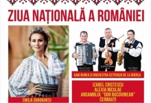 Spectacol folcloric de ţinută la Mioveni