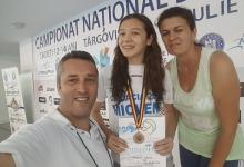 Mioveni: Înotătoarea Bianca Mândruță va participa la Concursul Țărilor Central Europene