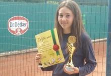 CS Dacia Mioveni 2012, medalie la tenis de câmp, la Cupa Tenis Club