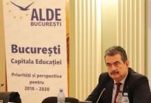 Deputatul Andrei Gerea și Robert Tudorache, la Școala de Iarnă a tinerilor din ALDE