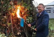 Primarul din Ţiţeşti vă invită la Focul lui Sumedru şi Festivalul gogoşilor
