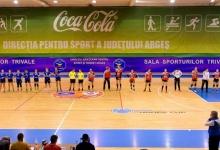 O nouă victorie pentru handbalistele din Mioveni