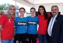 Întâlnire cu emoții pentru handbalistele din Mioveni