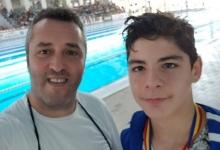 Înotătorii din Mioveni, o nouă medalie