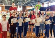 Înotătorii CS Dacia Mioveni, în premieră, pe primul loc la Cupa Masters