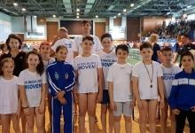 Premii pentru înotătorii din Mioveni