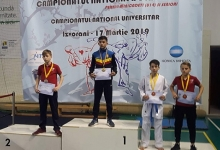 Mioveni: David Dumitra a devenit campion național la karate