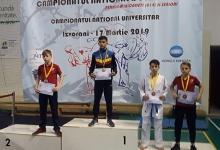 Mioveni: David Dumitra a devenit campion național la karate