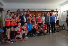 Mioveniul, lider în campionatul de handbal!