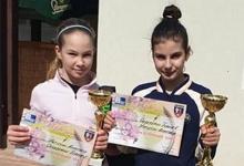 Flavia Ogrezeanu, locul II la Cupa Primăverii
