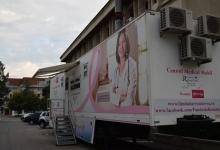 Peste 1.000 de femei din Mioveni au beneficiat de examinări gratuite pentru diagnosticarea cancerulu...
