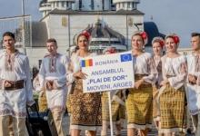 Ansamblul Plai de dor al Centrului Cultural Mioveni, locul I la Festivalul Internațional de Folclor ...