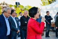 """Deputatul Simona Bucura Oprescu, la Sărbătoarea Recoltei: """"E frumos când se îmbină hărnicia oamenilo..."""