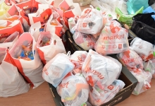 30 de familii din Mioveni vor avea un Crăciun mai bogat