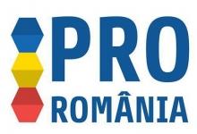 Partidul Pro România a primit personalitate juridică