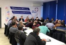 Ioana Petrescu, ședință la PRO România Argeș: La Bruxelles vom trimite oameni profesioniști