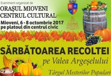 Sărbătoarea Recoltei la Mioveni. Au mai rămas trei zile!