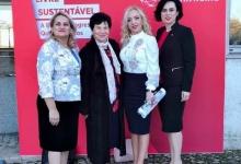 Simona Bucura Oprescu, prezentă la congresul PES din Lisabona