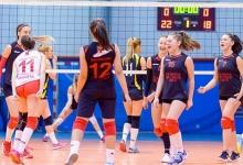 Sportivele de la Mioveni încep Campionatul Național de Volei cadete în Capitală